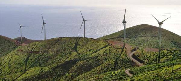 El Hierro consigue que la energía renovable sea su única fuente de abastecimiento