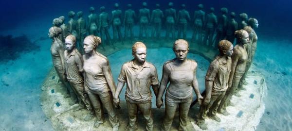 El primer museo subacuático del mundo estará en España
