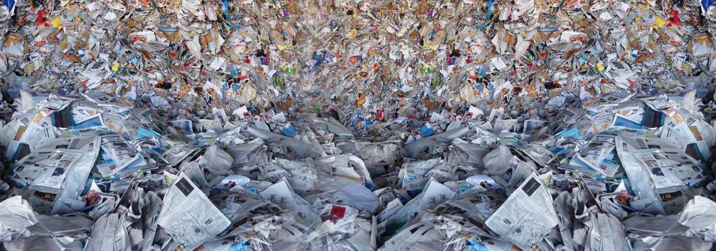 España recicló un 3,3 por ciento más de papel en 2015 que el año anterior