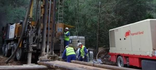 Hidraqua encuentra una nueva fuente de suministro de agua en Xeraco