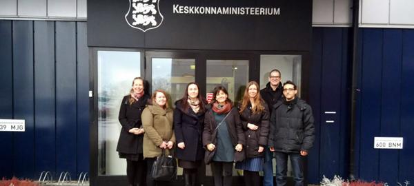 La Agencia Catalana del Agua participa en la revisión del Plan de gestión del agua de Estonia
