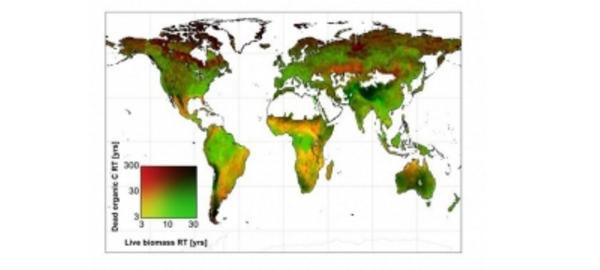 La NASA confecciona un mapa mundial que le ayudará a predecir el cambio climático