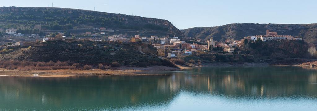 La reserva hidráulica española ha subido un 1,1 % respecto a la semana anterior