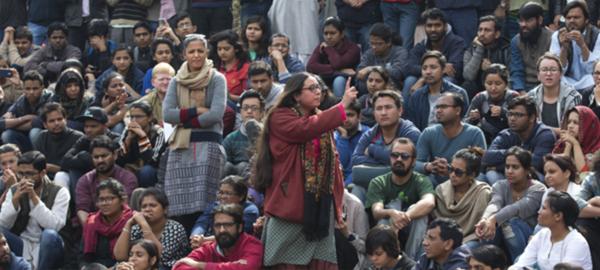 Las protestas dañan el canal de Munak en la India y provocan la escasez de agua