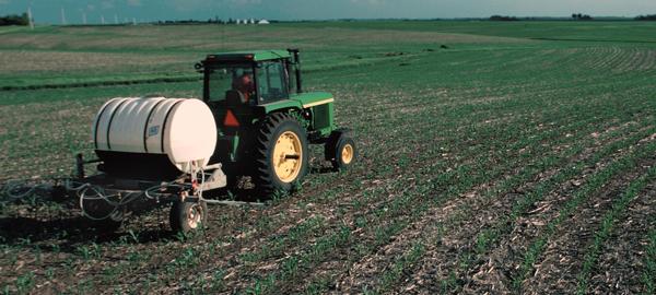 Los lodos de las depuradoras y los residuos, buenos fertilizantes del suelo