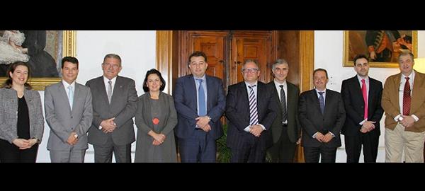 Se inaugura el primer Máster de Derecho de Aguas en España