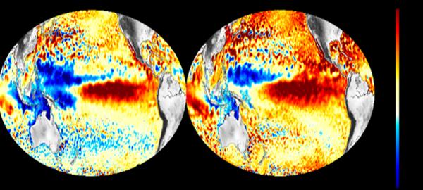 """Vinculan el fenómeno """"El Niño"""" con enfermedades transmitidas por el agua"""
