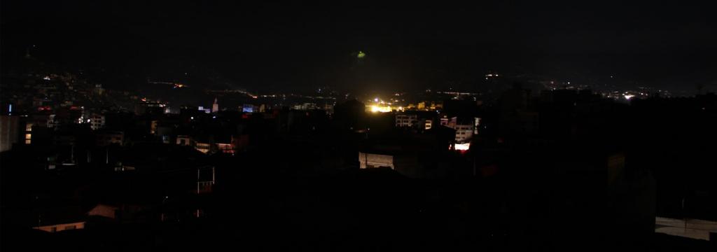 200 municipios españoles se comprometen con el cambio climático apagando sus luces