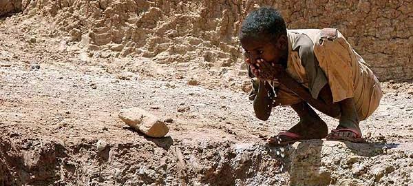 663 millones de personas no tienen acceso a agua potable y 2.400 viven sin wc