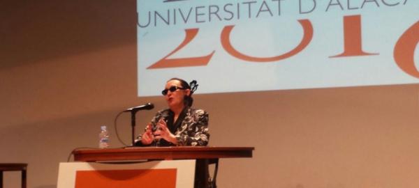 Aguas de Alicante, galardonada con el Premio Igualdad de la UA