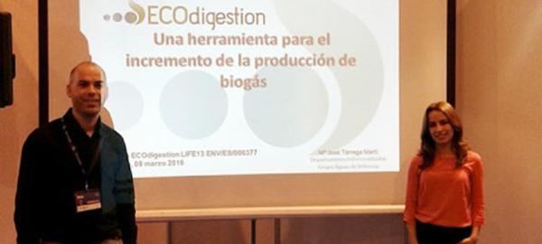Aguas de Valencia presenta un proyecto para producir energía renovable