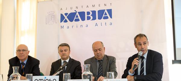 Aguas de Valencia presenta una innovadora aplicación para reducir el coste energético