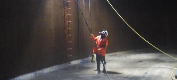Aqualia se encargará de limpiar los depósitos de agua de Pozoblanco