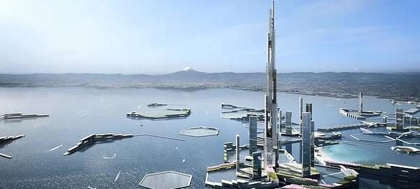 Arquitectos e ingenieros diseñan una nueva Tokio resistente al cambio climático