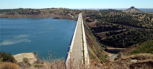 Depuración de Aguas del Mediterráneo mantendrá cinco presas de los ríos Guadiana y Guadalquivir