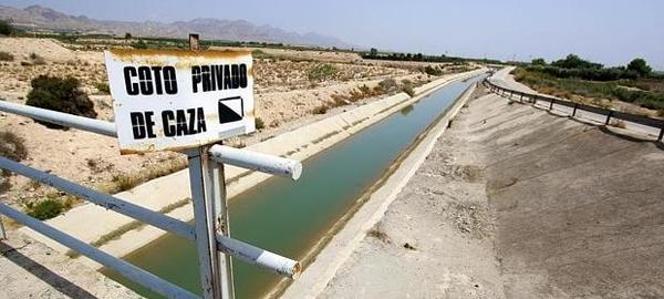 El Gobierno autoriza triplicar el volumen de agua del trasvase Tajo-Segura