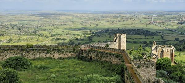 Extremadura apuesta por la mejora de sus caminos rurales