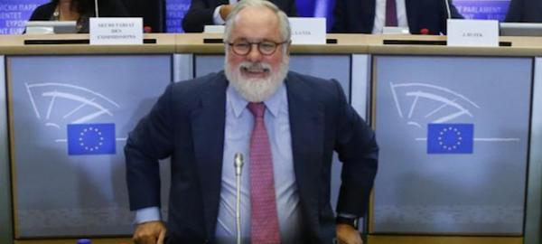 Greenpeace afirma que la Comisión Europea incumple el acuerdo de París