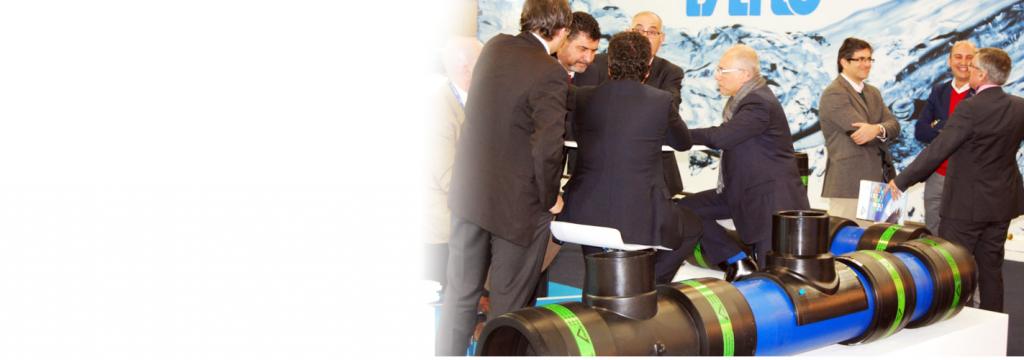 Innovación, eficiencia energética y sostenibilidad, apuestas del sector del agua