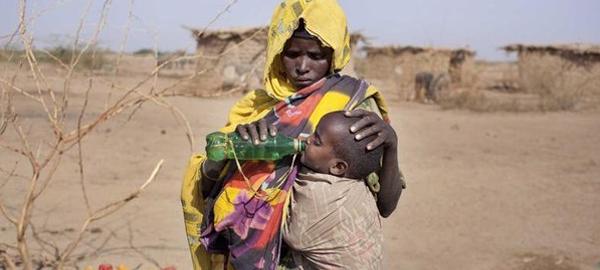 La sequía atrapa a Etiopía