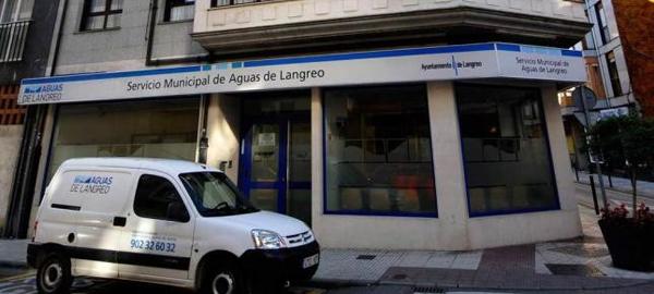 Langreo estudia el funcionamiento de las empresas del agua