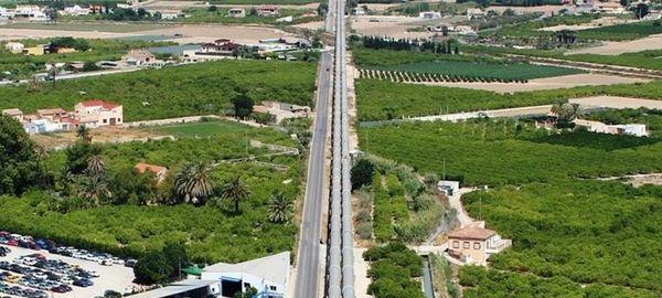Los agricultores de Murcia y Alicante se enfrentan ante la escasez de agua en los embalses del Tajo