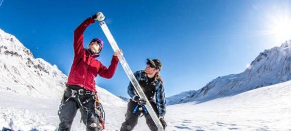 Los microbios aceleran la fusión de los glaciares del Ártico