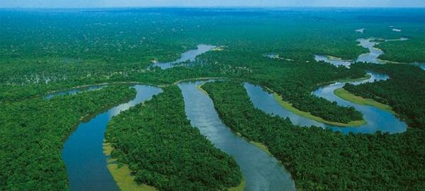 Los países con mayores reservas de agua del mundo