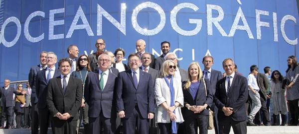 Se inauguran las nuevas instalaciones del Oceanogràfic de Valencia