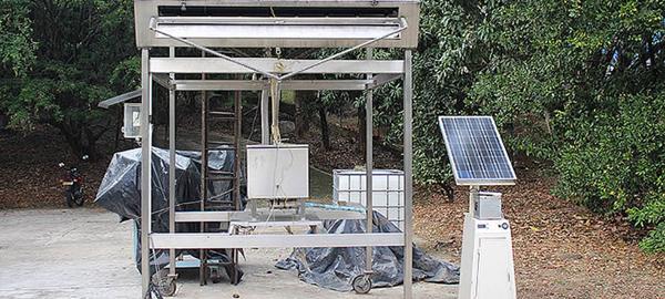 Consiguen fabricar hielo a partir de calor solar