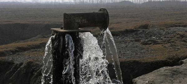 El primer foro de la economía del agua trata el tema de su gobernanza