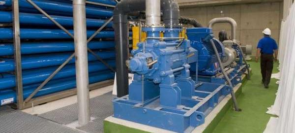 Industria permitirá el autoconsumo en la desalación de agua de riego