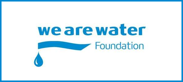 La Fundación We Are Water trabaja para concienciar sobre la escasez del agua en el mundo