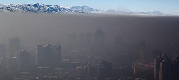 Las emisiones de gases con efecto invernadero se incrementan