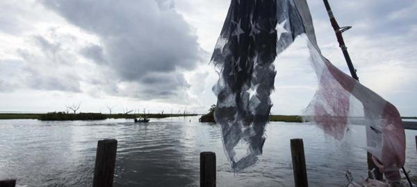 Aparecen los primeros refugiados climáticos