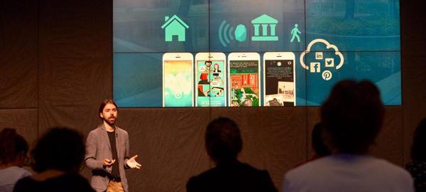 El Museo Agbar presenta una app para atraer público juvenil