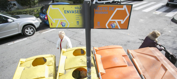 España recicla casi el 80% de los envases