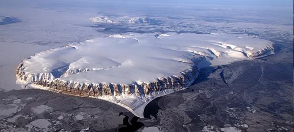 Groenlandia reutiliza el agua del deshielo