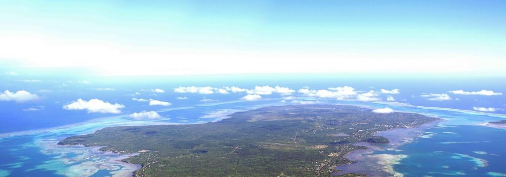 Las islas pacíficas de Salomón desaparecen bajo el agua