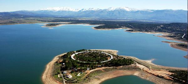 Los embalses de la cuenca del Ebro están casi al 80% de su capacidad