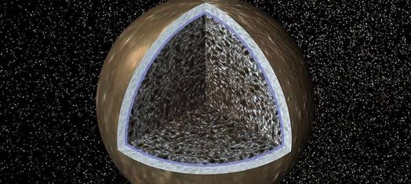 Los mares subterráneos, posible hábitat para la vida extraterrestre