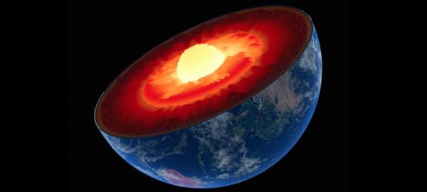 Los terremotos de Estados Unidos se explican por el estado del manto terrestre