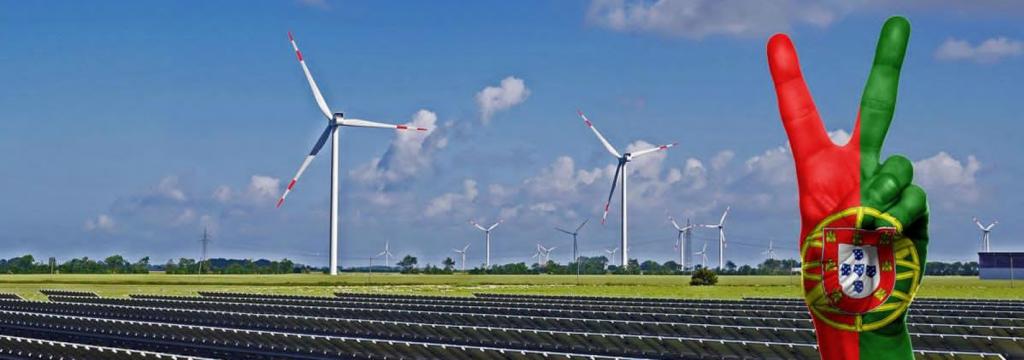 ¡Es posible! Portugal funciona cuatro días sólo con energías renovables