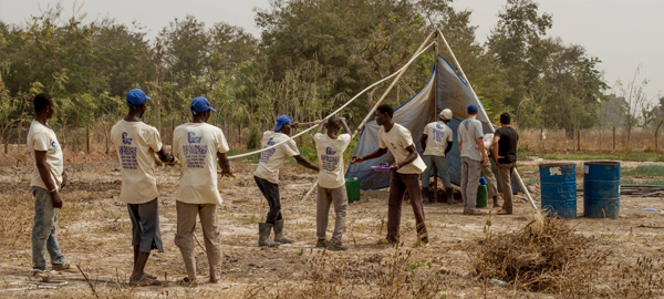 Un proyecto español reduce la extracción de agua en Mali