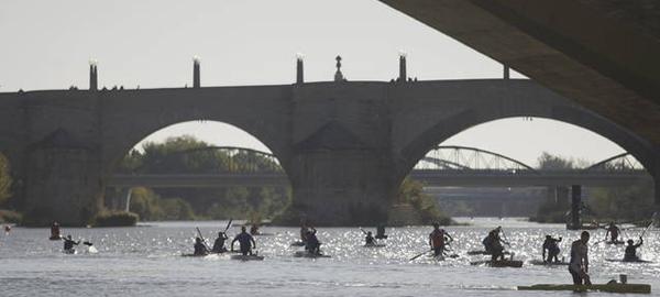 El caudal de los ríos españoles se ha reducido un 20% en los últimos 25 años