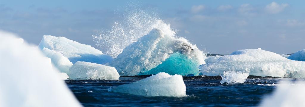 El deshielo del Ártico alterará la meteorología en el hemisferio norte