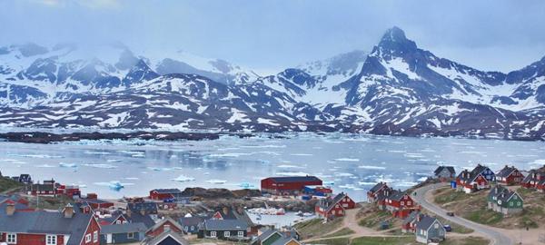 El deshielo en Groenlandia y el ártico provoca fenómenos meteorológicos extremos en Europa y Norteamérica
