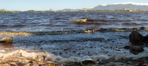La contaminación de la bahía se presenta como un problema serio para los JJOO de Brasil