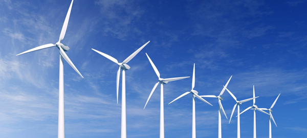 La energía eólica hace caer los precios de la electricidad