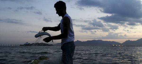 Las mejores imágenes de mares y océanos del planeta